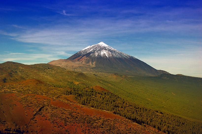 Вулкан Тейде - главная достопримечательность Тенерифе
